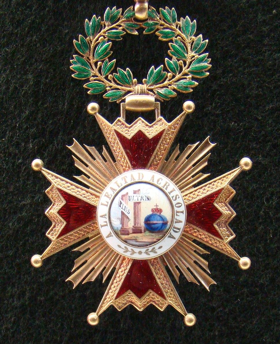 Spain Order Of Isabella The Catholic