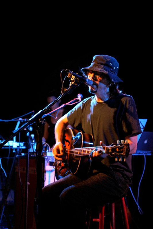 Sparklehorse, Linkous, Transilvania live, Milano, Italy, 2007-05-22