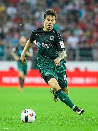FC Krasnodar - Fyodor Smolov