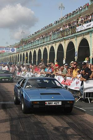 Brighton Speed Trials - Start Line