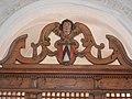 Spiez, église du château. Grille de l'abside méridionale, détail.jpg