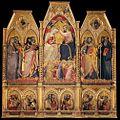 Spinello Aretino - Coronation of the Virgin - WGA21678.jpg