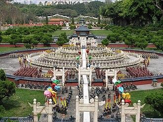 Splendid China Folk Village - Miniature Temple of Heaven