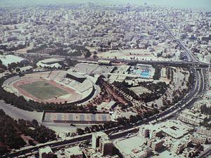 Sprt City Amman
