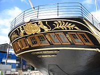 July 19: SS Great Britain launch.