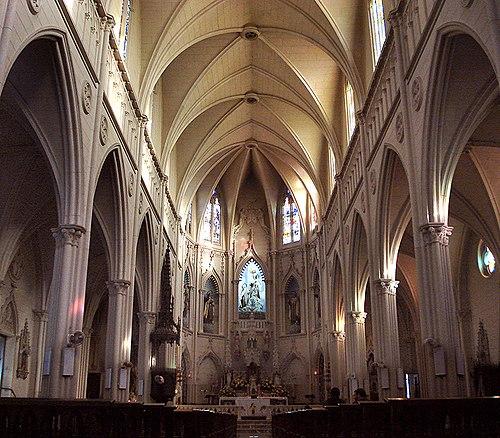 Igreja do Santssimo Sacramento e de Santa Teresinha de Lisieux