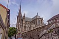 St. Colman's Cathedral is a Roman Catholic Cathedral located in Cobh, Ireland (7349130528).jpg