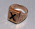 St. Francis Xavier University Class Ring of 1945.jpg