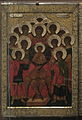 St. Gabriel chapel - icon of Arch. Gabriel (Annunciation Cathedral in Moscow) by shakko.jpg