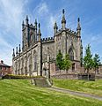 St. Mary with St. Peter (Oldham Parish Church) (14640957346).jpg