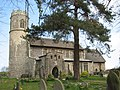 St. Nicholas Church, Potter Heigham - geograph.org.uk - 452730.jpg