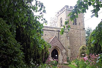 Ashby Parva - Image: St. Peter, Ashby Parva geograph.org.uk 121018