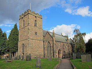 St Marys Church, Anstey Church in United Kingdom