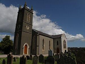 Charles Brett - St. Mary's Church of Ireland