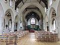 St Alban's Church, Tilford Road, Hindhead (June 2015) (Interior View).JPG