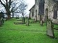 St Andrew's Church, Slaidburn, Graveyard - geograph.org.uk - 624293.jpg