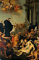 St Francis Xavier preaching and healing. Oil painting after Wellcome V0017351.jpg