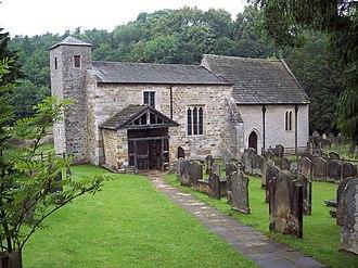 Kirkdale sundial - St Gregory's Minster