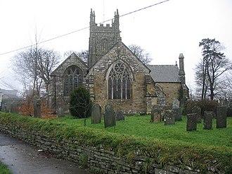 St Ive - Image: St Ive Cornwall Parish Church E 2006 03 27