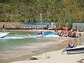 St Jean Beach after Gonzalo, St Barths, Oct 2014 (15693069786).jpg