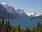 St Mary Lake - Wild goose Island.jpg