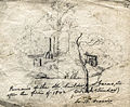 St Mary Sketchbook 48 - Remains of old building.jpg