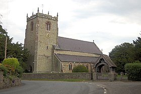 St Michael's church Chirbury - geograph.org.uk - 1376683.jpg
