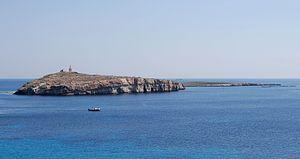 St Paul's Island, Malta. Deutsch: Saint Paul's...