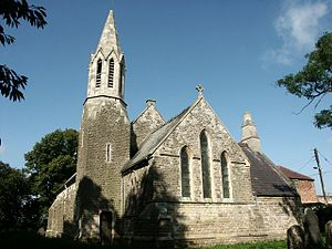 East Stockwith - Image: St Peter, East Stockwith geograph.org.uk 431650