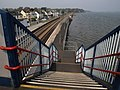 Stairs and platform, Starcross station - geograph.org.uk - 1265189.jpg