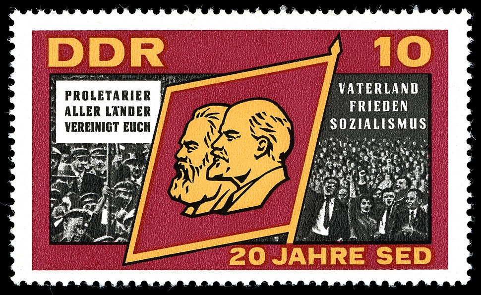 Stamps of Germany (DDR) 1966, MiNr 1174