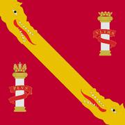 Standard of Francisco Franco
