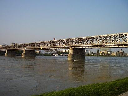 Ako do Starý Most hromadnou dopravou - O mieste
