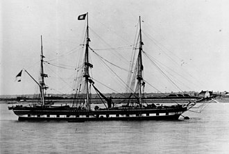 Devitt and Moore - Image: State Lib Qld 1 111508 La Hogue (ship)