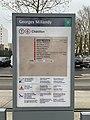 Station Tramway IdF Ligne 6 Georges Millandy - Meudon (FR92) - 2021-01-03 - 2.jpg