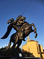 Statue Equestre Lupiac.jpg