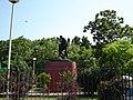 Statue for Gandhi at Kolkata India - panoramio.jpg