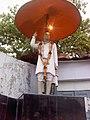Statue of Tukdoji Maharaj - panoramio.jpg