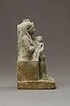Statuette of Isis nursing Horus, dedicated by Ankhhor MET 45.2.10 EGDP013278.jpg