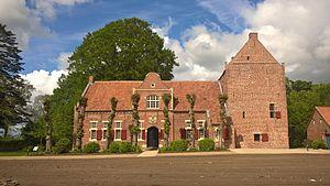 Bunde, Germany - Steinhaus Bunderhee, Bunde