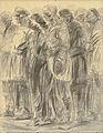 Steinlen T.A. - Charcoal - Prisonniers - 47x61cm.jpg