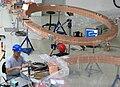 Stellarator Wendelstein 7-X Planar-Spulen Vermessung.jpg