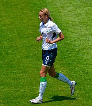 Republic of Ireland women's national football team - Stephanie Roche