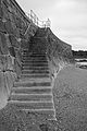 Steps at Tunnel Beach, Falmouth (2400895075).jpg