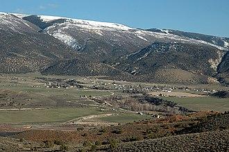 Sterling, Utah - Birdseye view of Sterling