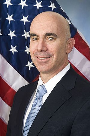 Inspector General of the Department of State - Image: Steve Linick 2013