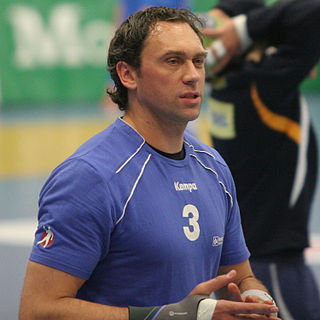 Stian Vatne Norwegian handball player