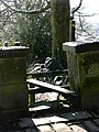 Stile to footpath - geograph.org.uk - 372255.jpg