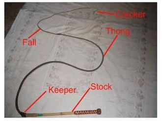 Stockwhip - Stockwhip Parts