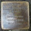 Stolperstein Höxter Rosenstraße 2 Rosa Schönfeld.jpg
